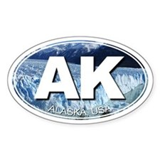 AK Alaska - Decal