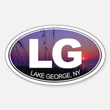 Lake George, New York - Decal