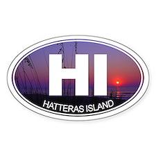 Hatteras Island - Stickers