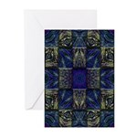 Eyes of the Night Greeting Cards (Pk of 10)