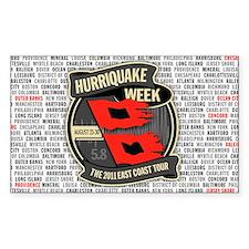 Huriquake Week 2011 Decal