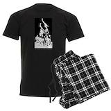 Rugby pyjamas Men's Pajamas Dark