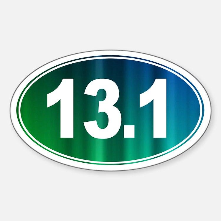 13.1 - Half Marathon - Decal