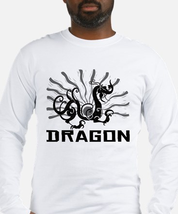 dragon38red Long Sleeve T-Shirt