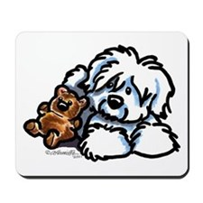 Coton Teddy Mousepad