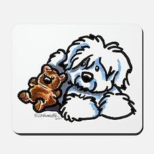 Coton Teddy Mousepad