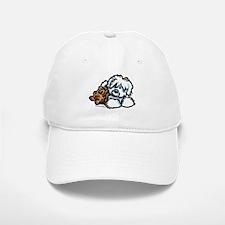 Coton Teddy Baseball Baseball Cap