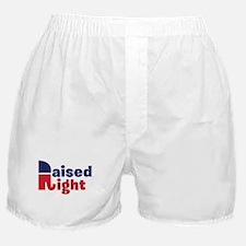 Raised Right Boxer Shorts