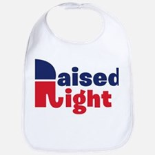 Raised Right Bib