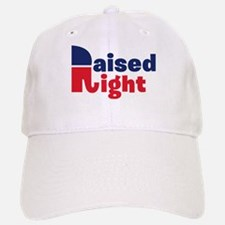 Raised Right Cap