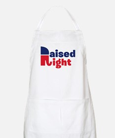 Raised Right Apron