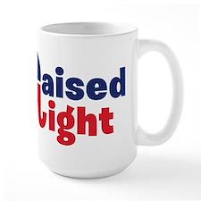 Raised Right Mug