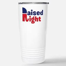 Raised Right Travel Mug