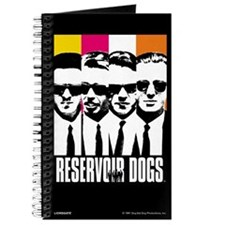 Reservoir Dogs DVD Cover Style Journal