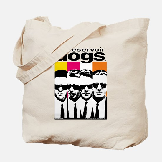 Reservoir Dogs DVD Cover Style Tote Bag