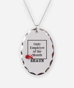Only employee of the month Necklace