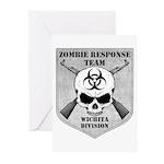 Zombie Response Team: Witchita Division Greeting C