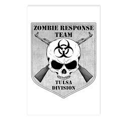 Zombie Response Team: Tulsa Division Postcards (Pa