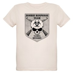 Zombie Response Team: Tampa Division T-Shirt