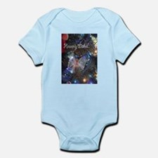 Cute Wishing angels Infant Bodysuit