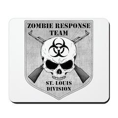 Zombie Response Team: St Louis Division Mousepad