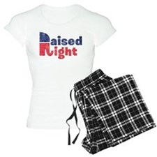 Raised Right 2 pajamas