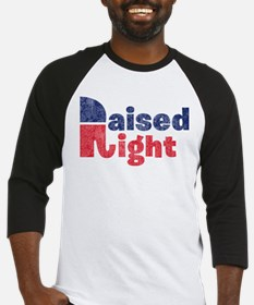 Raised Right 2 Baseball Jersey