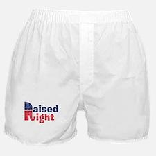 Raised Right 2 Boxer Shorts