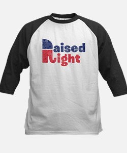 Raised Right 2 Tee