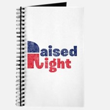 Raised Right 2 Journal