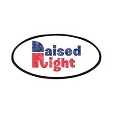 Raised Right 2 Patches