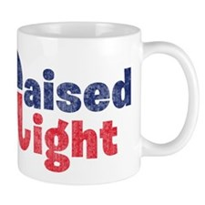 Raised Right 2 Mug