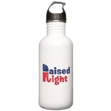 Raised Right 2 Water Bottle