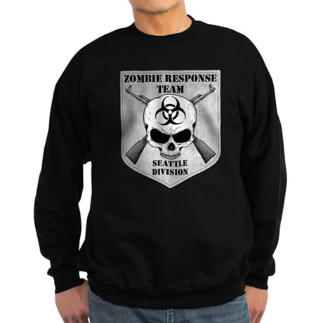 Zombie Response Team: Seattle Division Sweatshirt
