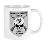 Zombie Response Team: Seattle Division Mug