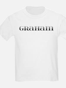Graham Carved Metal T-Shirt