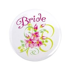 "Bride 3.5"" Button"