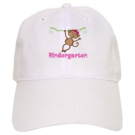 Cute Kindergarten Monkey Gift Cap