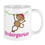 Cute Kindergarten Monkey Gift Mug