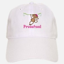 Cute Preschool Monkey Gift Baseball Baseball Cap