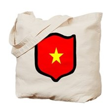 Cute Vietnamese national flag Tote Bag