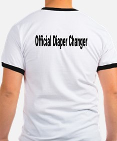 Father-to-Be/Diaper Changer T