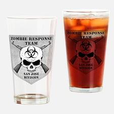 Zombie Response Team: San Jose Division Drinking G