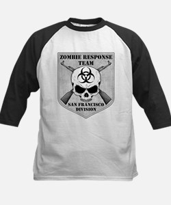 Zombie Response Team: San Francisco Division Tee