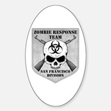 Zombie Response Team: San Francisco Division Stick