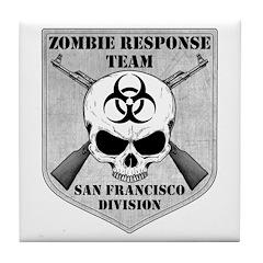Zombie Response Team: San Francisco Division Tile