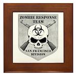 Zombie Response Team: San Francisco Division Frame