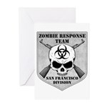 Zombie Response Team: San Francisco Division Greet