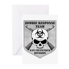 Zombie Response Team: San Francisco Division Greet