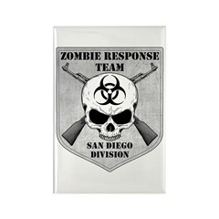 Zombie Response Team: San Diego Division Rectangle
